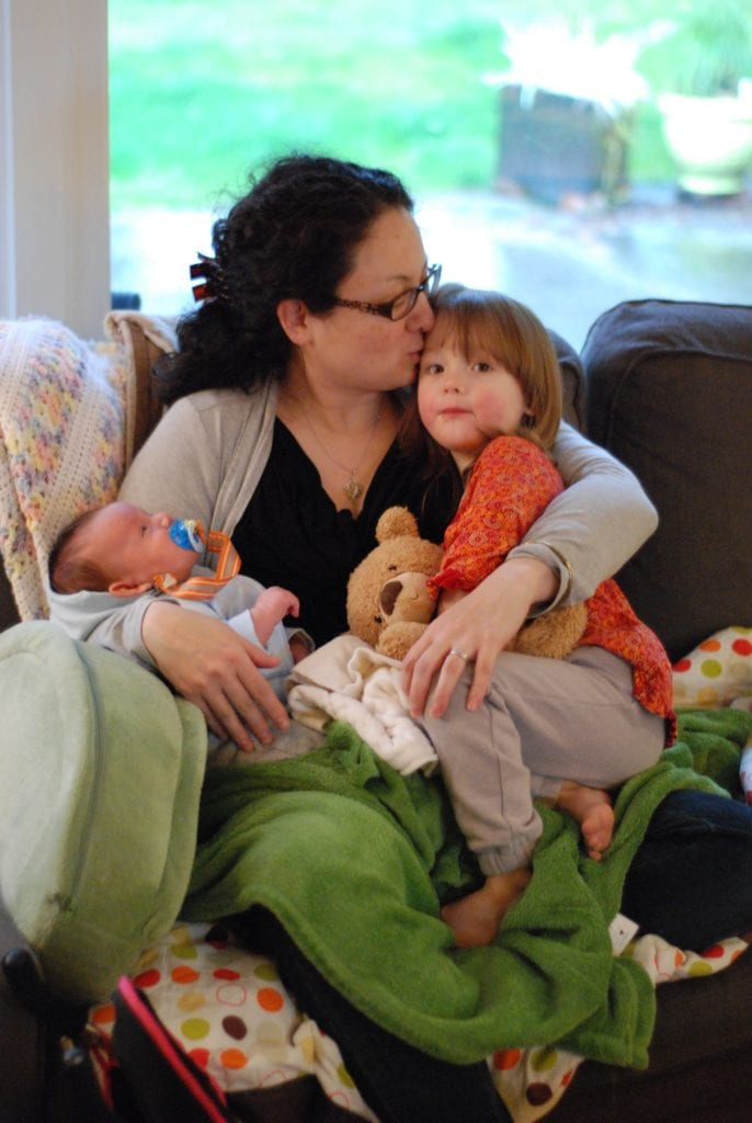 Taking maternity leave as a freelancer can be a huge hurdle for a one-person-shop.